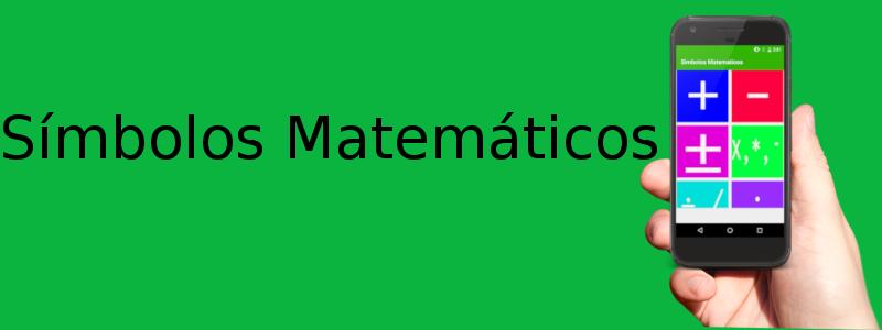 Simbolosmatematicos
