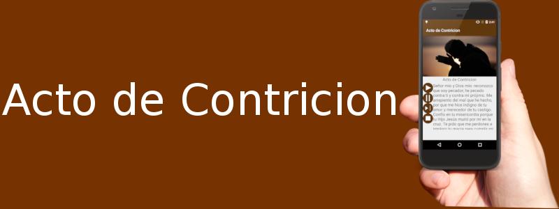 Actodecontricion